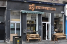 Artisan Roast on Glasgow's Gibson Street.