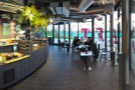 A panoramic view from just inside the door...