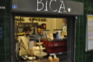 ... the wonderful Bica Coffee House, a welcome addition to any morning commute!