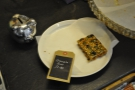 There are other baked goodies too, such as granola bar(s)...