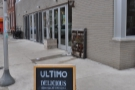 Ultimo, on the corner of Catharine & 22nd, promises much if the A-board is any guide.