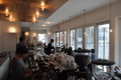 The barista's eye view of Ultimo.
