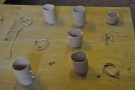 ... and made some cups of their own.