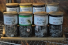 Full range of types: black, green, herbal, more herbal... Who knew it was so complicated?