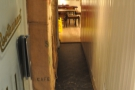 ... a very interesting corridor! And long!