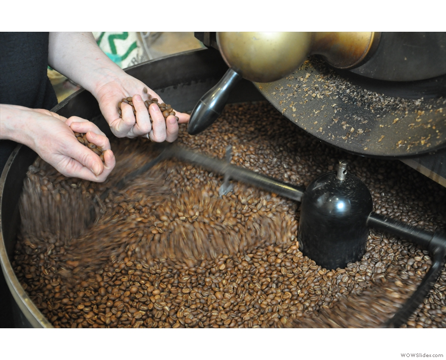 The Glasgow Coffee Festival is being curated by Glasgow's very own Dear Green Coffee.