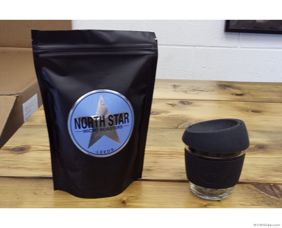 Here JOCO Cups decides to get in on the act. However, that's North Star's old branding.