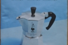 Issue 3 made a splash with the distinctive Moka Pot cover.