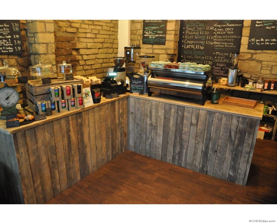 Huddersfield's Coffee Kabin, bringing roasters from London, Cornwall & Berlin to Yorkshire.