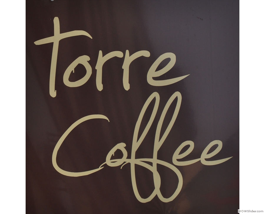 Cardiff's Torre Coffee by the castle is the sort of friendly coffee shop every city needs.