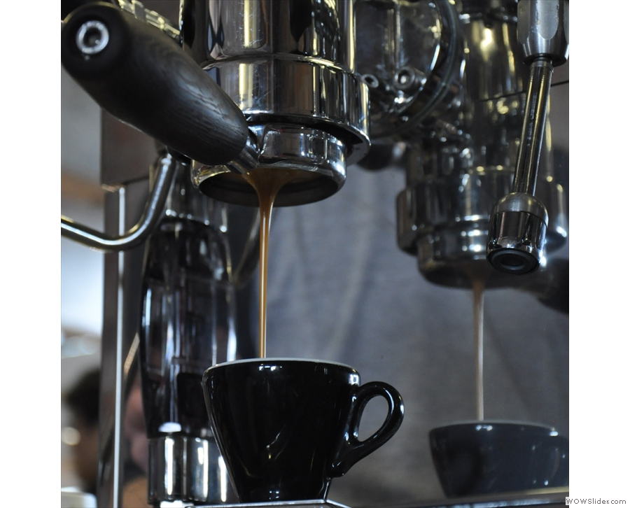 2014 was the year of the Coffee Festival. Next up, Manchester's Cup North 2014.
