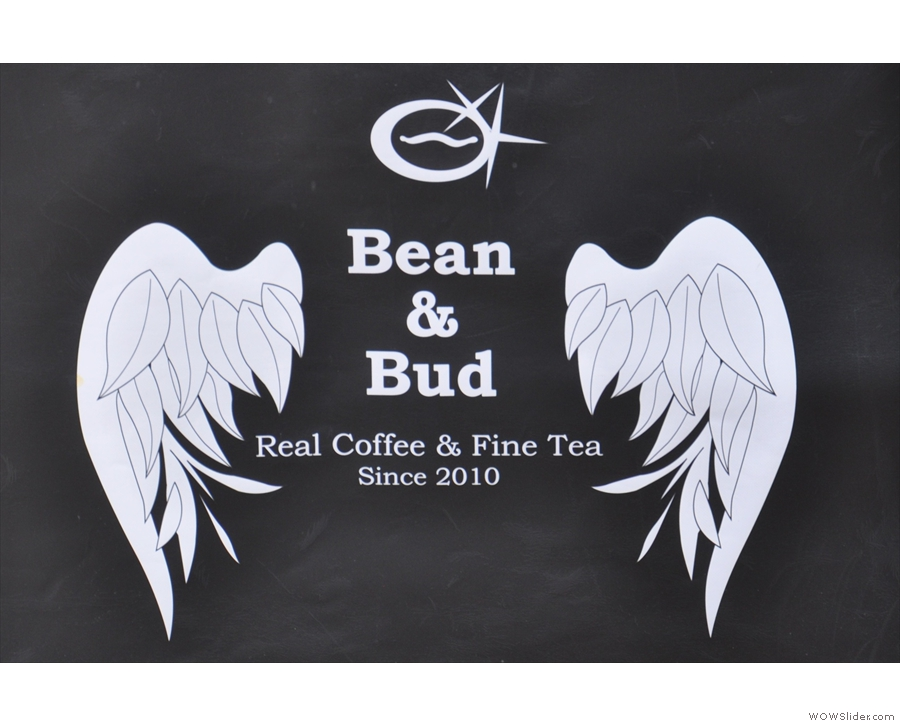 Bean & Bud, coffee, tea and general excellence in Harrogate.
