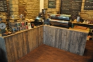 Huddersfield's lovely Coffee Kabin, great space, even better coffee.
