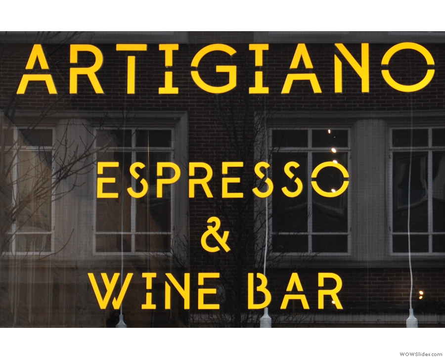 Artigiano Espresso, Exeter: Most Popular Coffee Spot
