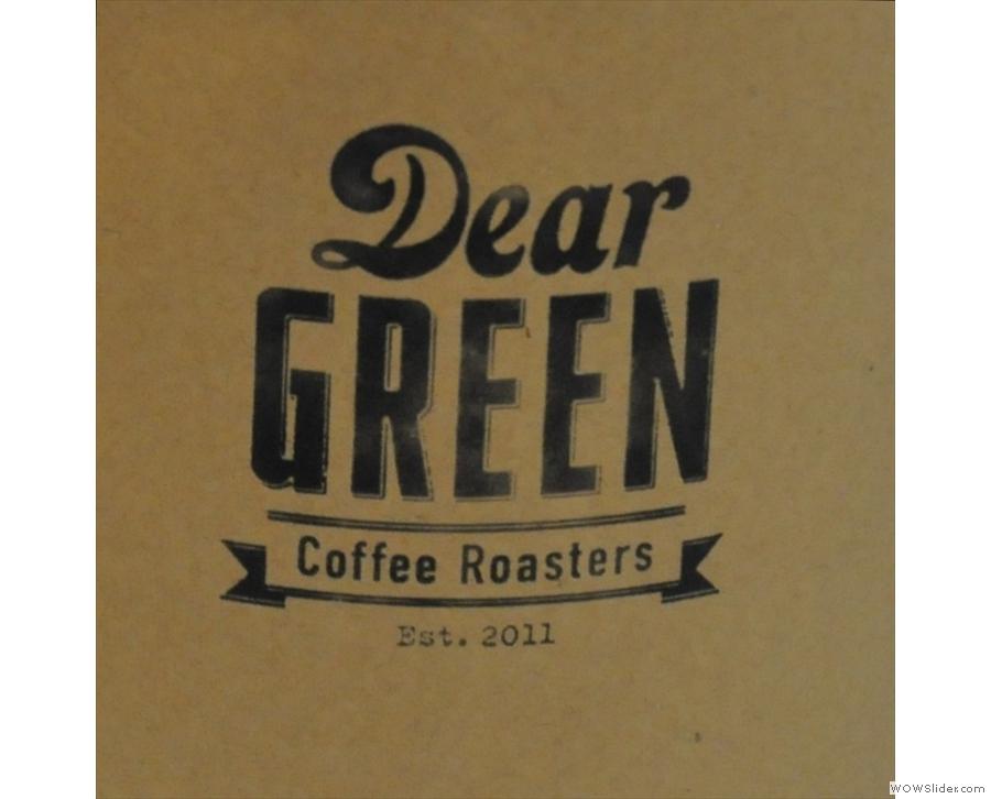 Dear Green Coffee, Glasgow: Best Roaster/Retailer
