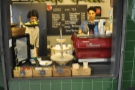 Bica Coffee House, London: Smallest Coffee Spot