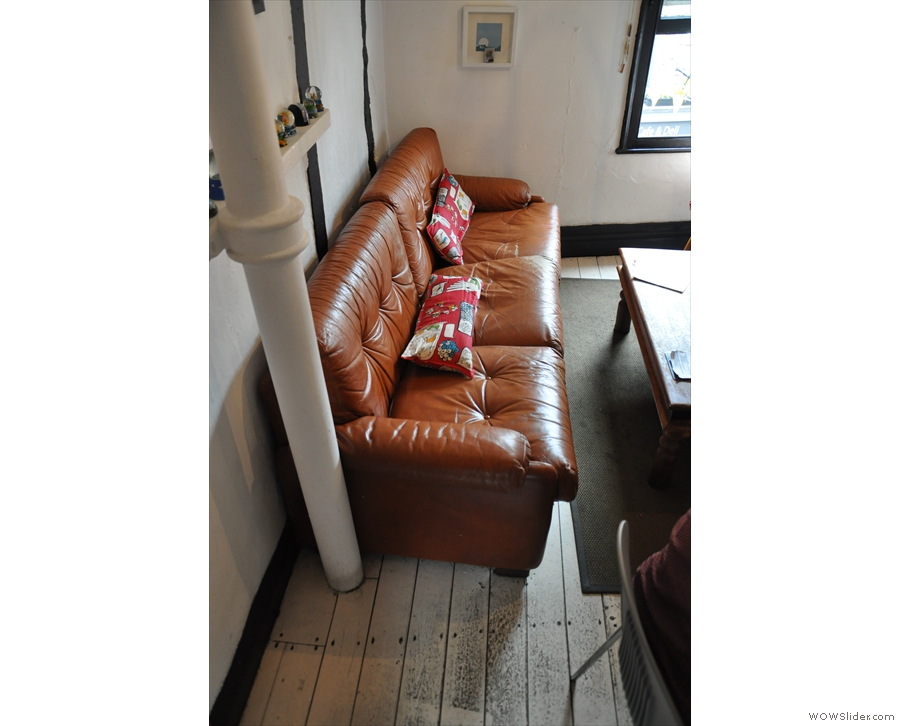 Nice sofa!
