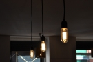 ... and lots of lovely light bulbs.