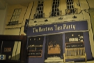 There are lots of pictures on the walls. This one is of the original BTP in Bristol...