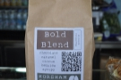 However, the focus is on the coffee. Horsham Coffee Roaster supplies the house-blend...