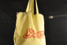 ... and a Siempre Bicycle Café tote bag!