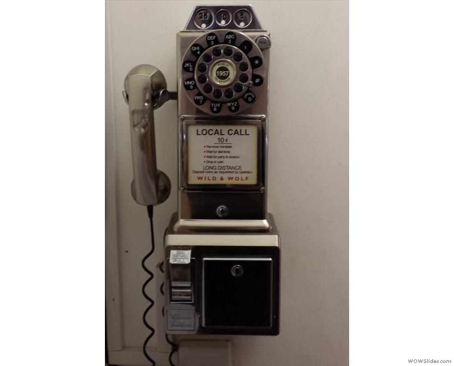 Nice telephone!