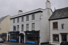 The Boston Tea Party in Honiton occupies the ground floor of the  lovely Monkton House.