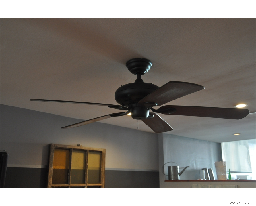 However, I might switch my allegiance to ceiling-fans...