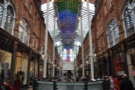 Back to the Victoria Quarter. If you head inside, this is what you see.