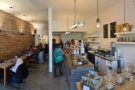 ... and a slightly different view from beside the brew bar.