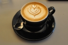 I also had another lovely flat white.