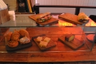 ... or more pastries, cake and sandwichs.