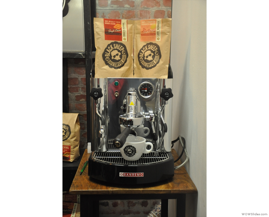 ... and not to be outdone, a San Remo mini as well!