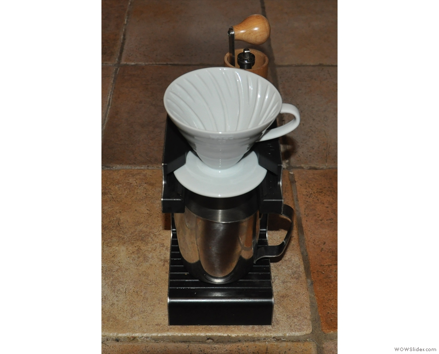You can also use it with your V60...