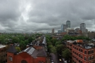Day 2 in Boston and the view from my hotel looks sightly better, but it's still raining...