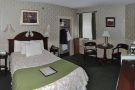 I take my leave of Portland and my very fine room at the Inn on St John.
