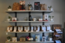 There you will find a selection of coffee equipment and Bard's own beans.