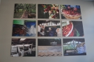 ... while the pictures on the walls are all from coffee farms that Bard deals with.