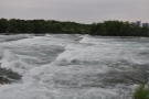 Further upstream and the rapids are, well, rapid!
