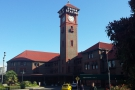 Our final stop, Portland's Union Station. The US does have some exceptional station buildings.