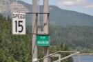 Crossing over to Washington...