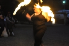 My friend Kate is also a fire dancer.