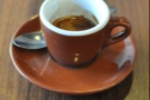 My espresso, close up