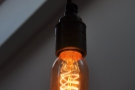 I'll leave you with a light-bulb moment: the moment I see a light bulb & take a picture of it!