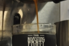 Never turn down the chance to get a bottomless portafilter shot!