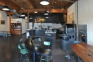 Last stop of Day 2, Heart Coffee Roasters, although roasting had just moved to a new site.
