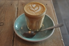 Finally, on my return the following morning, I also tried the guest as a Cortado.
