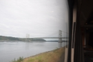 ... and then the Tacoma Narrows bridge comes into view.