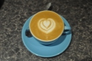 I'll leave you with my lovely flat white.