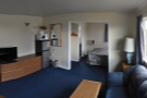 I had this massive sitting room...